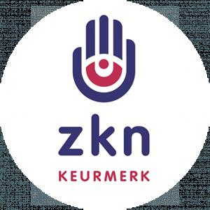 logo zkn Keurmerk